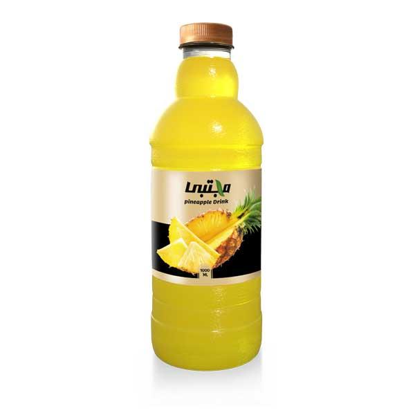 آبمیوه 1 لیتری آناناس مجتبی