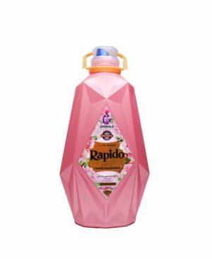 مایع دستشویی صدفی صورتی راپیدو 2 لیتری