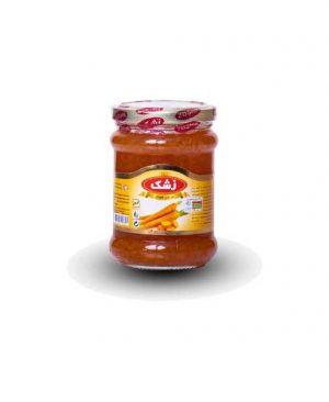 مربا هویج زشک