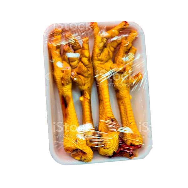 پای مرغ بسته بندی
